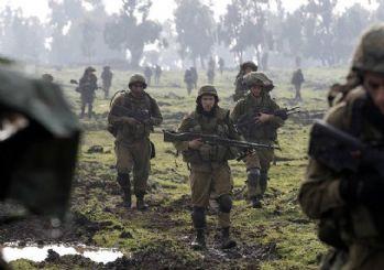 İsrail'den Suriye ordusuna hava saldırısı