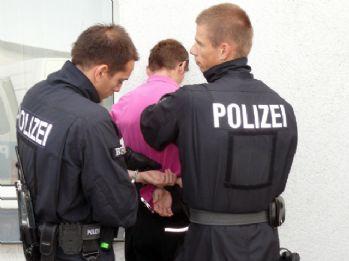 Almanya'da şiddet suçları arttı