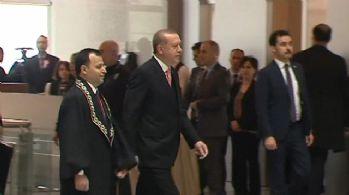 Törene Cumhurbaşkanı ve Başbakan da katıldı
