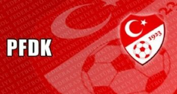 Volkan'a 1, Yalçın ve Ufuk'a 5 maç ceza
