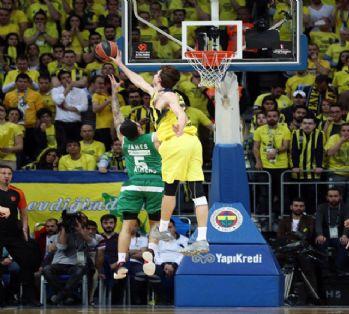 Fenerbahçe bir kez daha Final Four'da