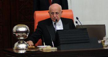 Meclis Başkanı Kahraman'dan AKPM'ye sert tepki