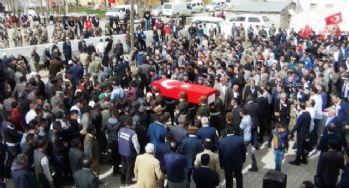 Kırgız Türkleri beşinci şehidini ebediyete uğurladı