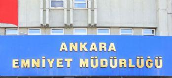 Ankara Emniyetinden '1 Mayıs' açıklaması