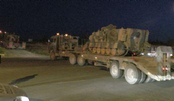 Şanlıurfa'ya askeri sevkiyat