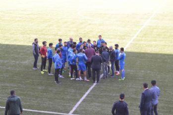 Rakip takıma EYP engeli: Maç tatil edildi