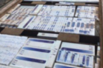 Mardin'de 32 bin paket kaçak sigara ele geçirildi