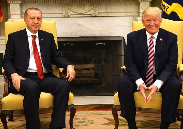Trump-Erdoğan görüşmesinden sonra ABD'den YPG ile ilgili ilk açıklama!