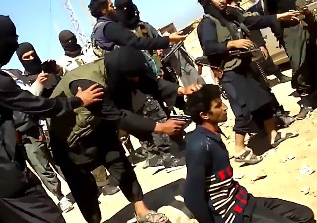 DAEŞ çoluk çocuk demeden katliam yaptı: 52 ölü 100 yaralı