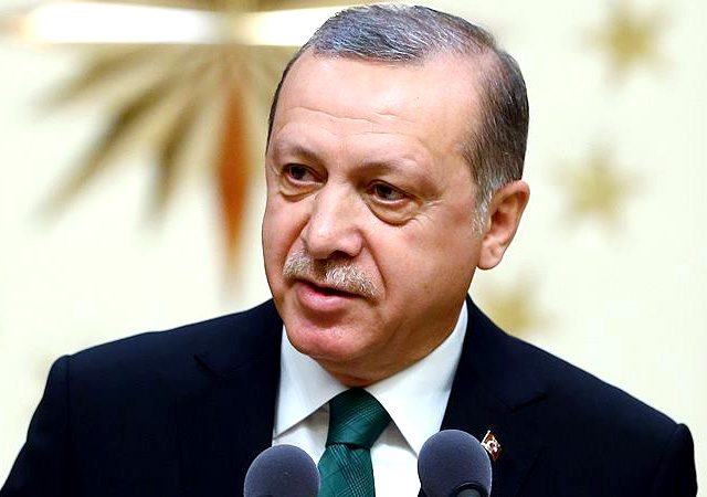 Erdoğan: Gençlerimizden ümitliyim, devrimleri siz yapacaksınız!