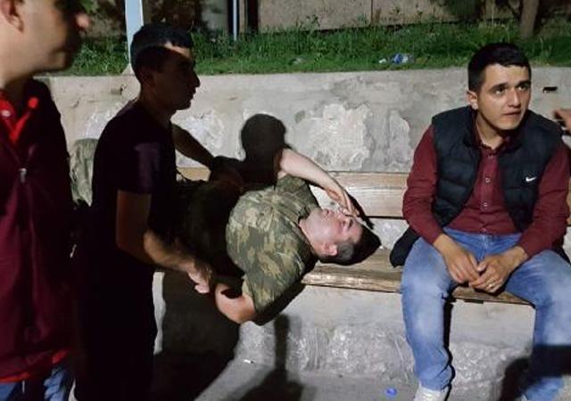 Manisa'da askerler 4.kez zehirlendi