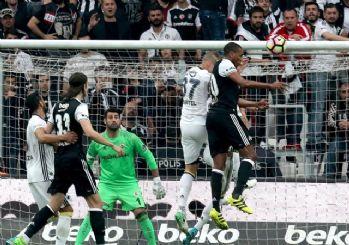 Dev derbide Beşiktaş'a son dakika şoku! 1-1