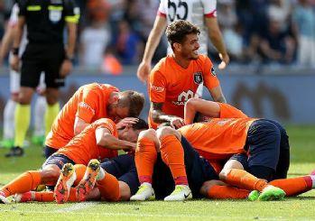 Başakşehir maç fazlasıyla lider! 2-1