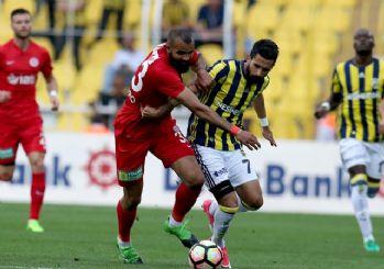 Fenerbahçe Antalyaspor'a mağlup oldu! 1-0