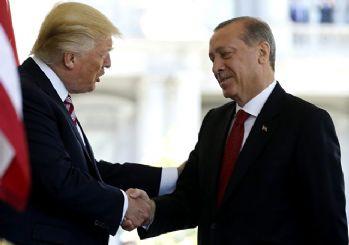 Trump ve Erdoğan Twitter'da mesajlaştı