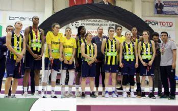 Fenerbahçe sezonu ikinci bitirdi