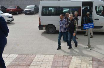 Van'daki terör operasyonunda 8 tutuklama