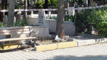 Pendik'te top mermisi bulundu