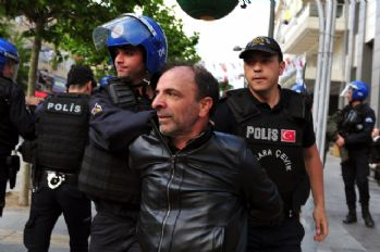 Ankara'da protestocu gruba polis müdahalesi: 6 gözaltı