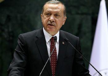 Erdoğan açıkladı: İki ilçe il oluyor