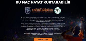 Başakşehir'den örnek kampanya
