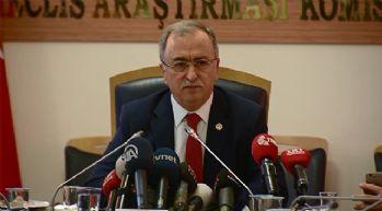 Meclis'in darbe girişimi raporu açıklandı