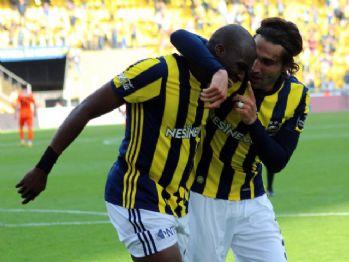 Fenerbahçe Trabzon derbisi berabere bitti! 1-1