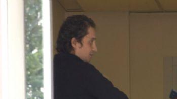 Ömer Faruk Kavurmacı karakolda imza verdi