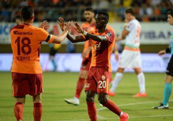 Alanyaspor-Galatasaray maçı golleri ve geniş özeti