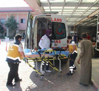 El Bab'da el yapımı patlayıcı infilak etti: 3 ölü