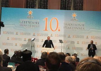 Erdoğan: Katar krizinin arkasında oyun oynanıyor, yaptırımları kesinlikle doğru bulmuyorum