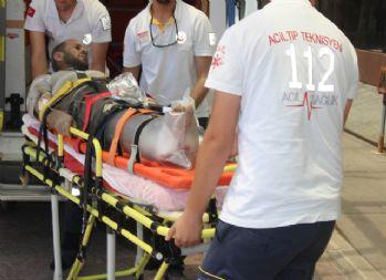 El Bab'da el yapımı patlayıcı infilak etti: 3 yaralı