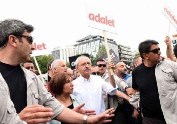 Kılıçdaroğlu'nun korumaları gazeteciye saldırdı!