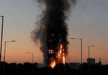 İngiliz The Sun: Londra'daki yangında 65 kişi öldü