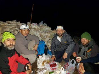 2500 metrede iftar