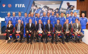 FIFA Teknik Direktörler Semineri İstanbul'da başladı