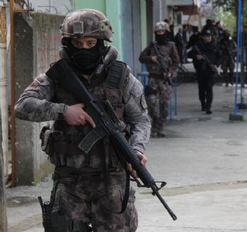 PKK'nın bölge yapılanması çökertildi