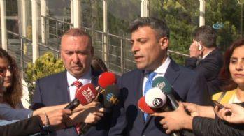 CHP'li Yılmaz'dan AB büyükelçilerine 'Adalet Yürüyüşü' bilgilendirmesi