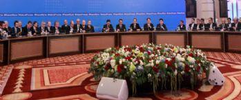 Astana görüşmeleri için tarih verildi