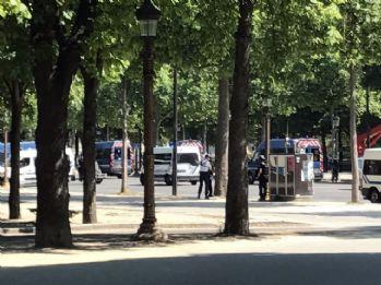 Champs-Elysees saldırganı DEAŞ sempatizanı çıktı