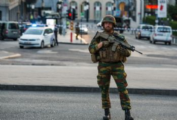 Brüksel'deki gar saldırganı, DEAŞ sempatizanı çıktı