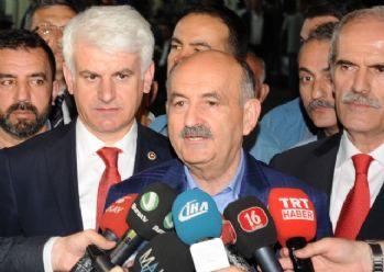 Bakan Müezzinoğlu: 'Kılıçdaroğlu, CHP'li seçmeni...'