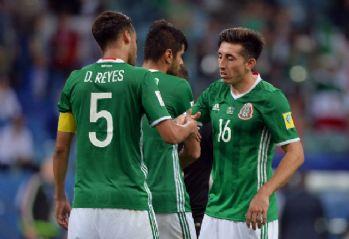 Meksika galibiyetle tanıştı