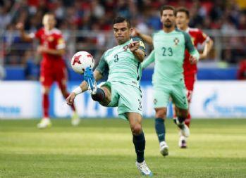 Portekiz tek golle 3 puanı kaptı