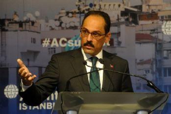 'Birileri Türk-Arap husumeti oluşturmaya çalışıyor'