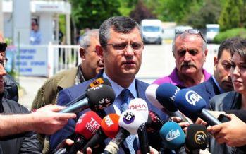 Cumhurbaşkanı Erdoğan'dan CHP'li Özel'e tazminat davası