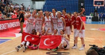 Türkiye turnuvaya veda etti