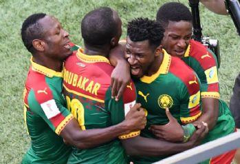 Aboubakarlı Kamerun fırsat tepti