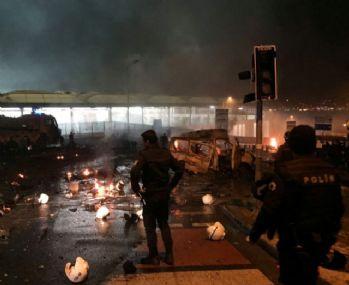 Vodafone Park Stadı çevresindeki bombalı saldırı soruşturması tamamlandı