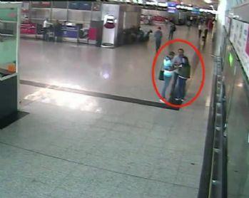 DHKP-C'li terörist havalimanında böyle yakalandı